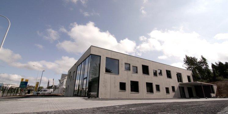 akoestiek in een KMO-gebouw