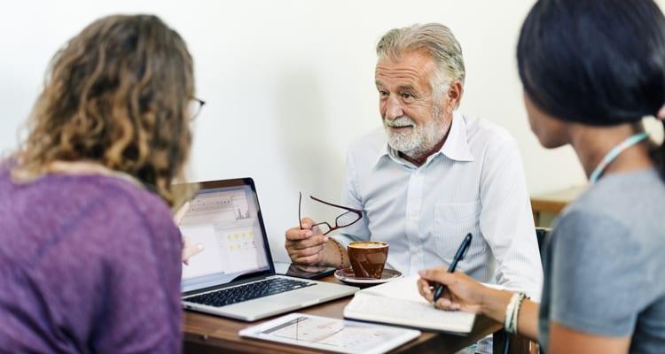 SCV consultants adviseren starters